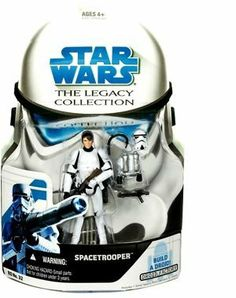 Lot 4 accessory shoes For 3.75/'/' Star wars Trooper action Figures Toy The Clone