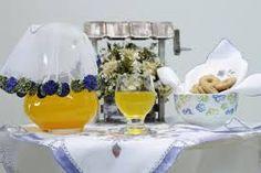 Panos e Contas - Cobre-jarra de frutinhas