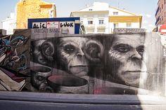 The Street Art of Valencia on http://valencia.for91days.com