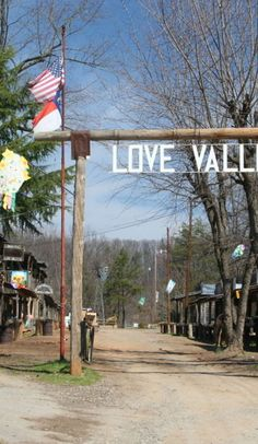 Love Valley, North Carolina is America's weirdest Old West town