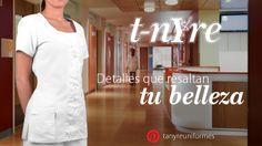 ¡Buen lunes! Tanyre Uniformes Detalles que resaltan tu belleza. #uniformesmédicos