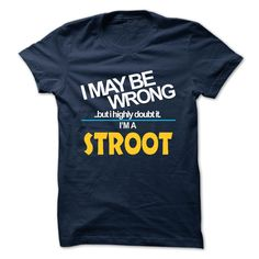 SunFrogShirts cool  STROOT -  Shirts this week Check more at http://tshirtsock.com/camping/hot-tshirt-name-origin-stroot-shirts-this-week.html