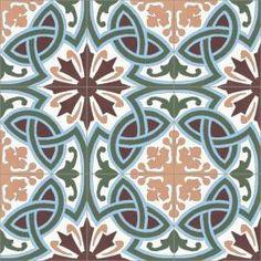 Baldosas hidráulicas | Diseños antiguos
