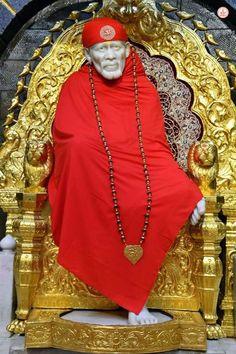 Sai Baba Pictures, God Pictures, Sai Baba Hd Wallpaper, Wallpaper Edge, Sai Baba Miracles, Photos Of Lord Shiva, Shirdi Sai Baba Wallpapers, Sai Baba Quotes, Clay Wall Art