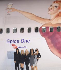 Spice One Virgin Atlantic