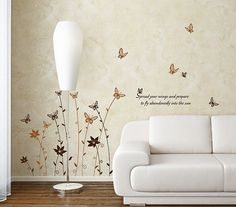 179 Wall Graphics  Butterfly Grove2 by 179degree on Etsy