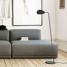 Shown with Connect Modular Sofa, available on YLiving