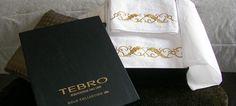 Tebro biancheria Gold www.tebro.it