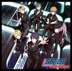 prince of stride - Saisei / Galaxy Standard