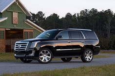 2018 Cadillac Escalade Redesign And Release Date