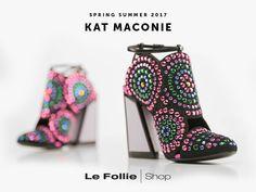 Scarpa con tacco Kat Maconie
