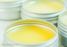 Most store bought lip balms contain toxic substances that can do more harm to your lips than good. Feel confident knowing there is an alternative - a natural alternative. This homemade lip balm recipe is soothing, moisturizing and will help heal chapped, sensitive lips.
