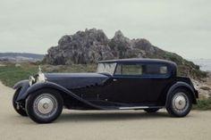 Platz 10 auf der Liste der teuersten Oldtimer: Der Bugatti Royale Kellner Coupé von 1931. Er wurde im Jahr 1987 für 9,7 Millionen US-Dollar...
