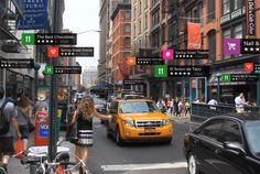 augmented reality street에 대한 이미지 검색결과