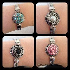 Magnolia and Vine's Dream Weaver Bracelet. Buy 4 Snaps, get 1 Free! www.facebook.com/MVJaciG or www.mymagnoliaandvine.com/jacig