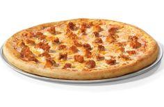Pizza: Crispy Buffalo Chicken