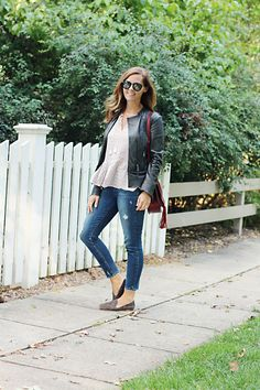 jillgg's good life (for less) | a west michigan style blog: my everyday style: a little summer and a little fall!