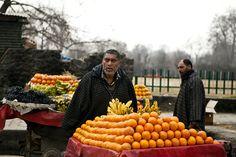 500px / Kashmiri seller of fruit by Andrey Kalinin