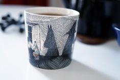 Kirppisrakkautta Moomin Mugs, Nordic Style, Bobs, Finland, Fan, Decorating, My Love, Tableware, Products