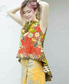 Afbeeldingsresultaat voor traditional batik dress
