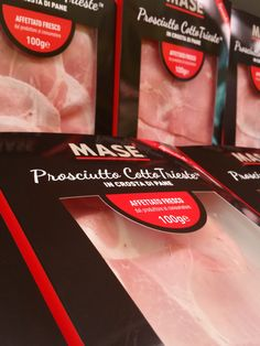 Masè launches CottoTrieste in take away trays