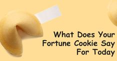 one -Test with your name Poping Pimples, Fortune Cookie, Seafood Restaurant, Your Name, Names, Sayings, Words, Lyrics, Horse