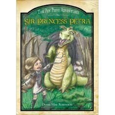 Children's fantasy author Diane Mae Robinson