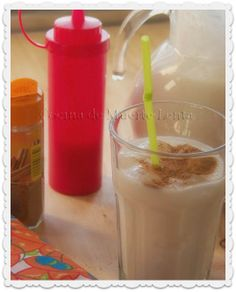 Chicha de Arroz - Arroz con Leche para Beber - Rice pudding for drinking
