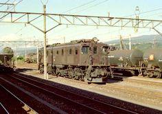 昭和50年代の鉄道写真 ぶんたの鉄道写真小屋 EF12