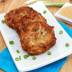 Thick and Creamy Potato Latkes