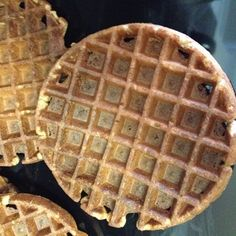 Almond Butter Waffles | Recipes | Beyond Diet