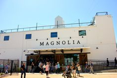 The Amazing Magnolia Madness — Fall for Waco