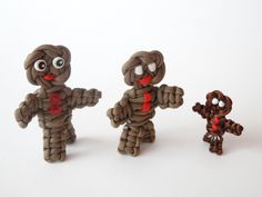 How to Make a Gingerbread Man Paracord-Macrame Buddy/ Inspired by The Gingy Cookie From the Shrek