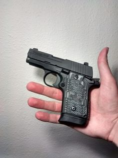New CCW, Sig P938 Extreme