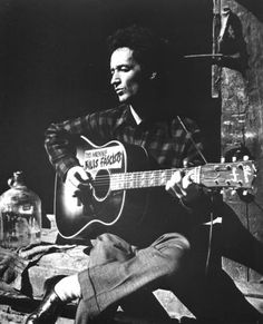 Conference looks at songwriter Woody Guthrie's impact on America - by Beth Ann Downey, The Altoona Mirror