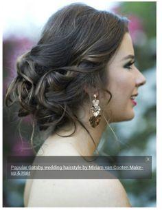 Gatsby hair