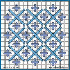 Double Cross Stitch 2