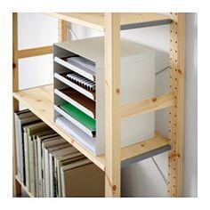 Ivar Regal Ikea ivar regal kiefer solid wood pine and shelves
