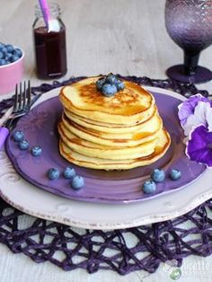 Come fare i pancakes allo yogurt
