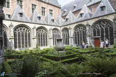 Kloostertuin - Oog op Middelburg