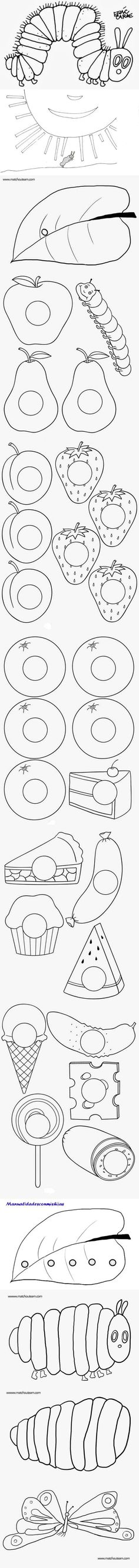Hungry Caterpillar Coloring Page . Hungry Caterpillar Coloring Page . 8 Best Of Very Hungry Caterpillar Sequencing Eric Carle, Hungry Caterpillar Activities, Hungry Caterpillar Party, Educational Activities For Kids, Book Activities, Creative Curriculum, Butterfly Crafts, Conte, Book Crafts