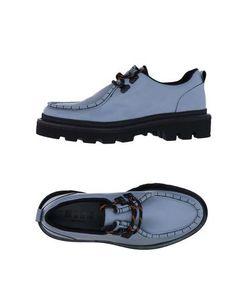 MSGM . #msgm #shoes #レースアップシューズ