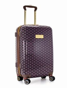 Tommy Hilfiger Norwood 21 Inch Upright BrownPink One Size >>> This is an Amazon Affiliate link. Check this awesome product by going to the link at the image.