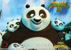kung fu panda 3 my poster/mi poster 4 by pollito15.deviantart.com on @DeviantArt