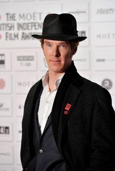 It's | 24 Bae-utiful Photos of Benedict Cumberbatch That Hurt So Good
