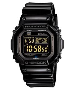 G-Shock Bluetooth Watch Feature : Incoming Call Alert