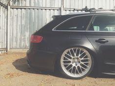 Audi A4 b8 avant airlift