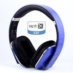 August EP650 - Bluetooth Headphones with 3.5mm Audio In - Wireless or Wired…