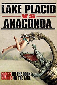 Lake Placid vs. Anaconda (TV Movie 2015)