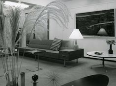 Gorgeous '60s Japanese Interiors by Eames and Herman Miller